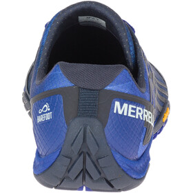 Merrell M's Trail Glove 4 Shoes Blue Sport